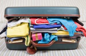 punaises de lit dans sa valise